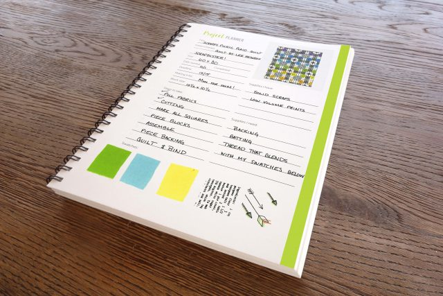 Project Planning Page