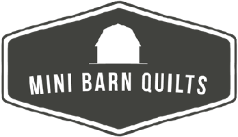 Mini Barn Quilts